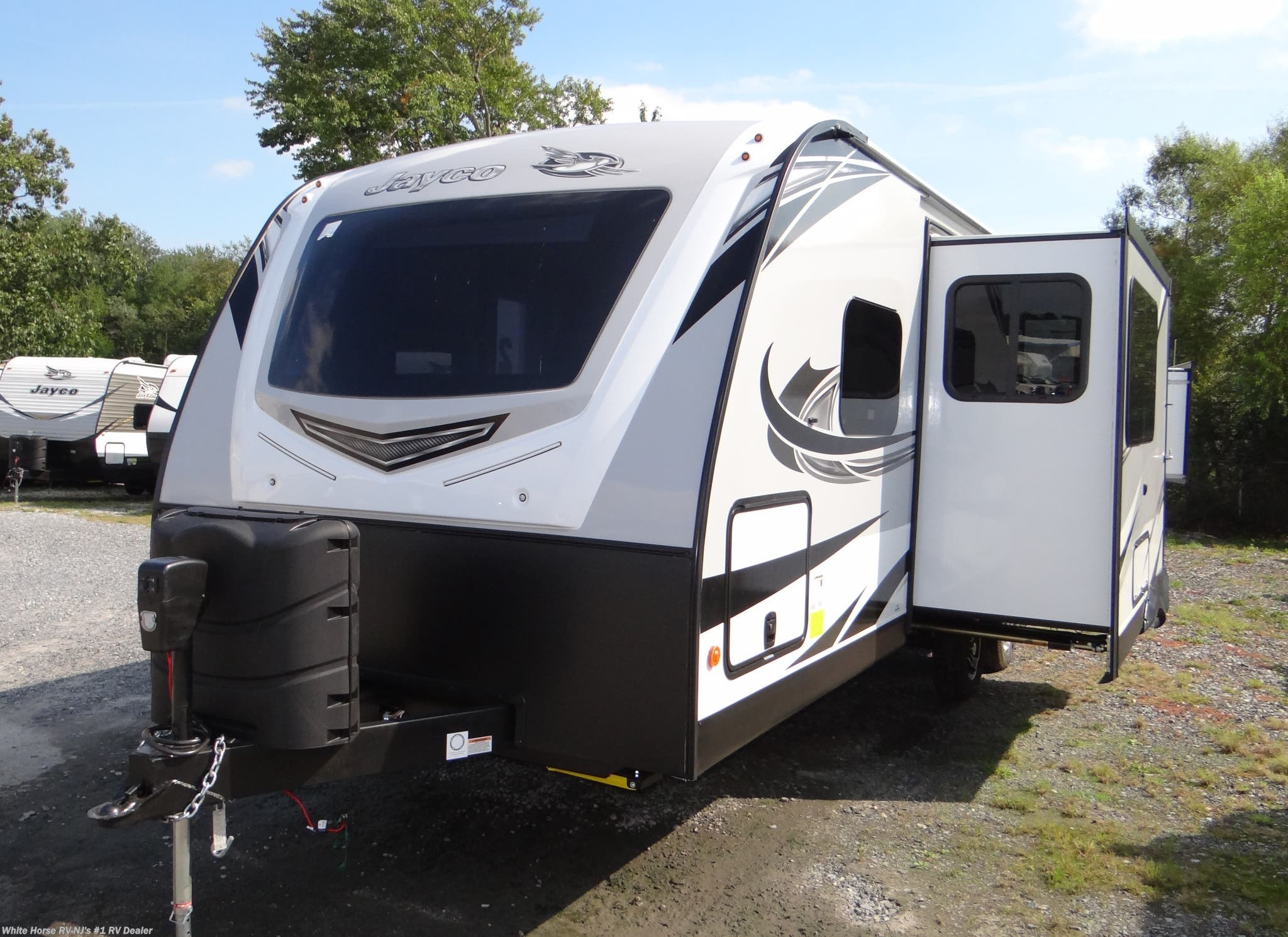#WH12210 - 2019 Jayco White Hawk 24MBH 2-BdRM Slide DBL Bed Bunks & Murphy  Bed for sale in Williamstown NJ