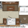 2019 Jayco Hummingbird 17RK Front Queen w/U-Dinette & Fridge Slideout  - Travel Trailer New  in Williamstown NJ For Sale by White Horse RV Center (Williamstown) call 877-297-2166 today for more info.