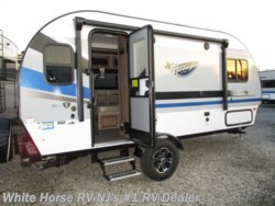 2019 Jayco Hummingbird 17RK Front Queen w/U-Dinette & Fridge Slideout