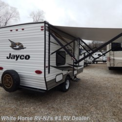 White Horse RV Center (Williamstown) 2019 Jay Flight SLX 154BH Front Dinette/Bed w/Corner Bunks  Travel Trailer by Jayco | Williamstown, New Jersey