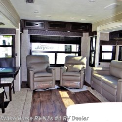 White Horse RV Center (Williamstown) 2019 Eagle HT 284BHOK 2-BdRM Sofa/Dinette Slide w/OS Kitchen  Travel Trailer by Jayco | Williamstown, New Jersey