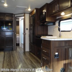 White Horse RV Center (Williamstown) 2019 Jay Flight SLX 265RLSW Rear Lounge Sofa/Booth Dinette Slideout  Travel Trailer by Jayco | Williamstown, New Jersey
