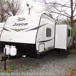 New 2019 Jayco Jay Flight SLX 287BHS 2-Bedroom Sofa/U-Dinette Slideout For Sale by White Horse RV Center (Williamstown) available in Williamstown, New Jersey