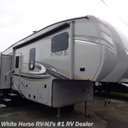 New 2019 Jayco Eagle HT 28.5RSTS Rear Sofa Living Room Triple Slide For Sale by White Horse RV Center (Williamstown) available in Williamstown, New Jersey