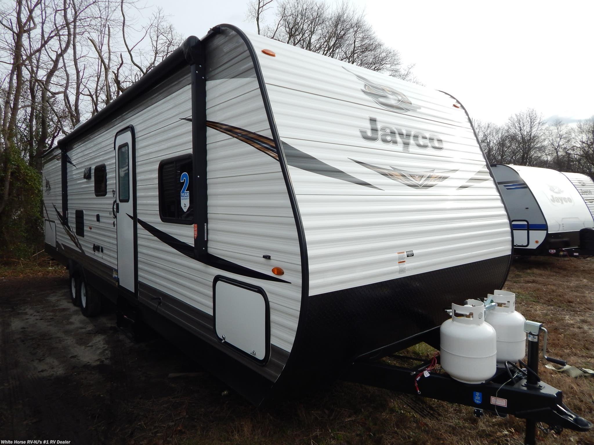 J12337 2019 Jayco Jay Flight Slx 294qbs 2 Bdrm Slide 4 Bunk Beds