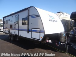 2019 Jayco Jay Feather 24RL Dinette Slide, Front Queen, Rear Sofa/Bed