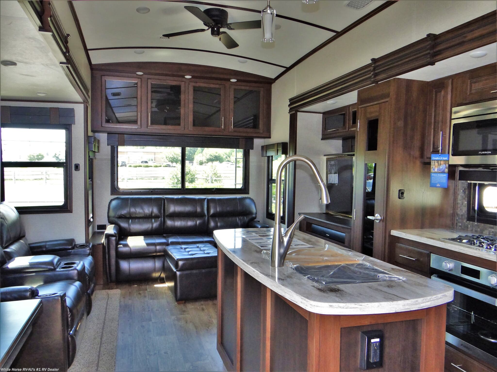 North Point Rv >> 2019 Jayco Rv North Point 377rlbh Rear Lounge Two Bedroom Quad Slide For Sale In Williamstown Nj 08094 Np12382