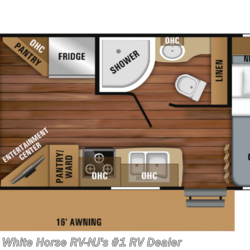 2019 Jayco Jay Feather 21RD Front Queen Bed, Rear U-Lounge/Dinette  - Travel Trailer New  in Williamstown NJ For Sale by White Horse RV Center (Williamstown) call 877-297-2166 today for more info.