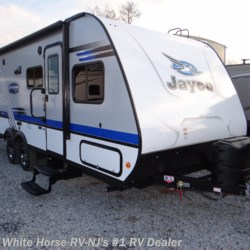 New 2019 Jayco Jay Feather 21RD Front Queen Bed, Rear U-Lounge/Dinette For Sale by White Horse RV Center (Williamstown) available in Williamstown, New Jersey