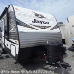 New 2019 Jayco Jay Flight 21QB Front Queen Rear Sofa & Dinette For Sale by White Horse RV Center (Williamstown) available in Williamstown, New Jersey