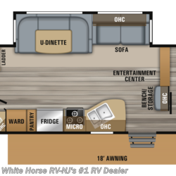 2019 Jayco Jay Flight 28BHBE 2-BdRM Sofa/U-Dinette Slide w/DBL Bed Bunks  - Travel Trailer New  in Williamstown NJ For Sale by White Horse RV Center (Williamstown) call 877-297-2166 today for more info.