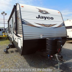 New 2019 Jayco Jay Flight 28BHBE 2-Bedroom Sofa/U-Dinette Slideout For Sale by White Horse RV Center (Williamstown) available in Williamstown, New Jersey