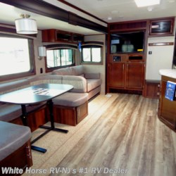 White Horse RV Center (Williamstown) 2019 Jay Flight 28BHBE 2-Bedroom Sofa/U-Dinette Slideout  Travel Trailer by Jayco | Williamstown, New Jersey