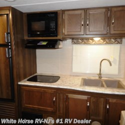 White Horse RV Center (Williamstown) 2019 Bullet Crossfire 1750RK U-Dinette Slide, Front East-West  Travel Trailer by Keystone | Williamstown, New Jersey