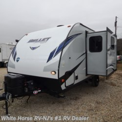 Used 2019 Keystone Bullet Crossfire 1750RK U-Dinette Slide, Front East-West For Sale by White Horse RV Center (Williamstown) available in Williamstown, New Jersey