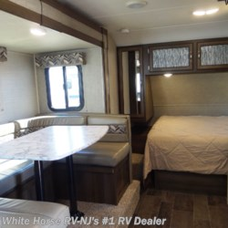 2019 Keystone Bullet Crossfire 1750RK U-Dinette Slide, Front East-West  - Travel Trailer Used  in Williamstown NJ For Sale by White Horse RV Center (Williamstown) call 877-297-2166 today for more info.