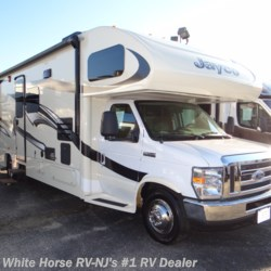Used 2016 Jayco Greyhawk 31FK Sofa/Bed & Dinette Slide For Sale by White Horse RV Center (Williamstown) available in Williamstown, New Jersey