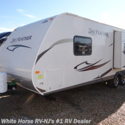 Used 2011 Jayco Jay Feather Select 242 Rear Kitchen, Front Queen, Sofa/Bed Slide For Sale by White Horse RV Center (Williamstown) available in Williamstown, New Jersey