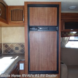 White Horse RV Center (Williamstown) 2011 Jay Feather Select 242 Rear Kitchen, Front Queen, Sofa/Bed Slide  Travel Trailer by Jayco | Williamstown, New Jersey
