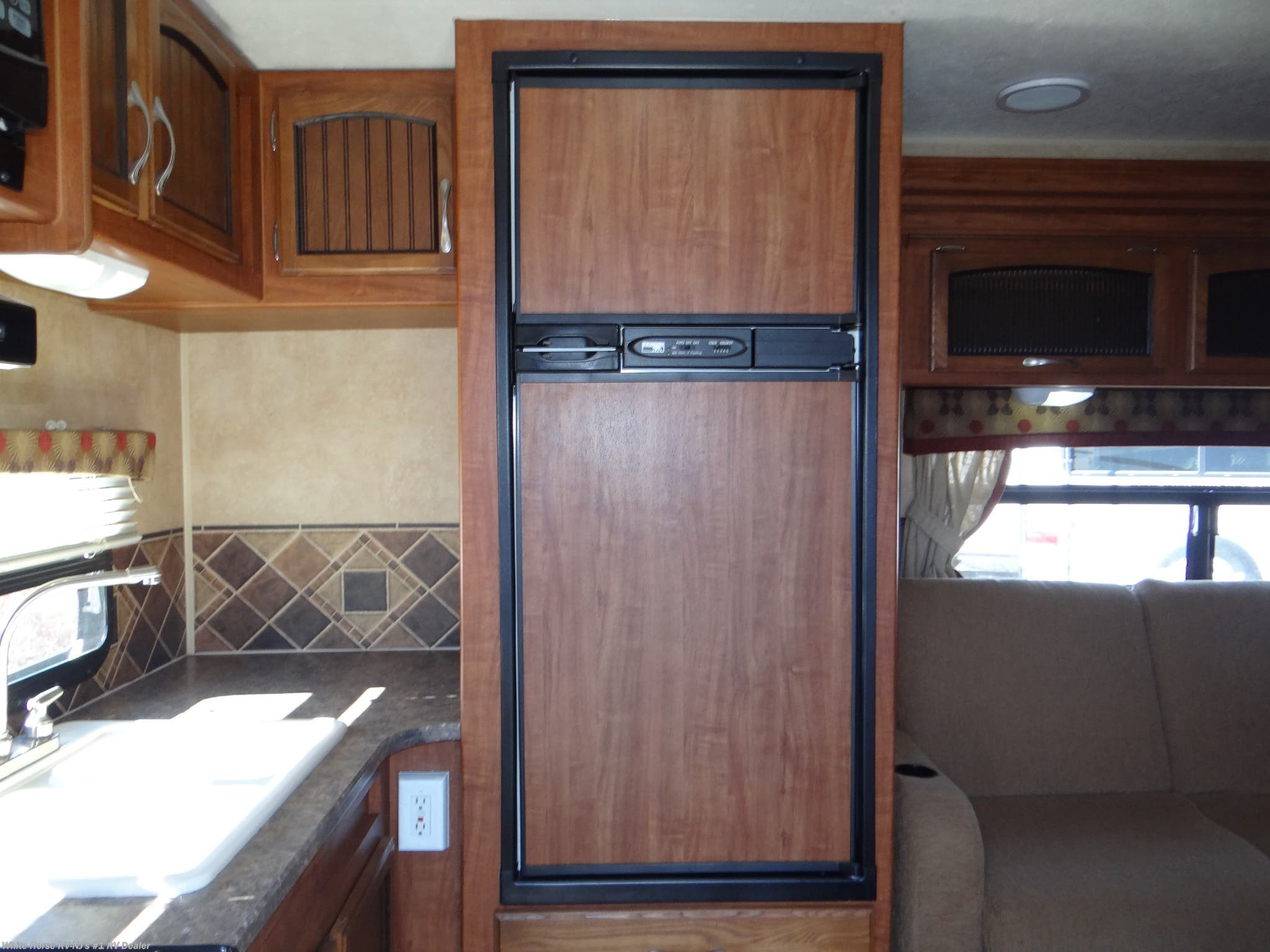 #TT12226 - 2011 Jayco Jay Feather Select 242 Rear Kitchen, Front Queen,  Sofa/Bed Slide for sale in Williamstown NJ