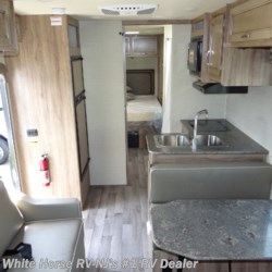 White Horse RV Center (Williamstown) 2019 Redhawk SE 27N Rear Queen w/Sofa and Dinette  Class C by Jayco | Williamstown, New Jersey