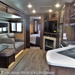 White Horse RV Center (Williamstown) 2020 White Hawk 32BHS 2-BdRM Double Slide w/DBL Bed Bunks  Travel Trailer by Jayco | Williamstown, New Jersey