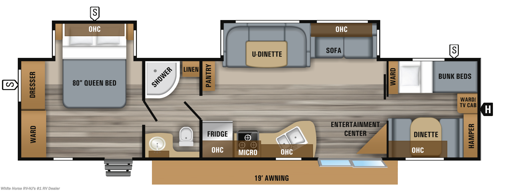 2019 Jayco RV Jay Flight 38BHDS 2-Bedroom Double Slideout ... on rv wiring kits, rv power supply schematics, rv generator wiring diagram, rv wiring parts, breaker box schematics, rv inverter wiring diagram, onan rv generator schematics, rv plumbing schematics, rv trailer wiring, rv wiring system, rv wiring code, rv construction schematics, rv ac wiring diagram, norcold ac dc refrigerator schematics, rv converter schematic, rv wiring layout, rv electrical schematics, rv electrical wiring, rv power system schematic, rv wiring diagrams online,
