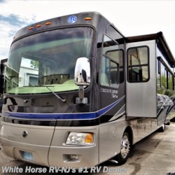 Used 2011 Holiday Rambler Neptune 40PBQ Quad Slide For Sale by White Horse RV Center (Williamstown) available in Williamstown, New Jersey