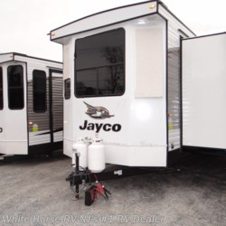New 2019 Jayco Bungalow 40FKDS Front Kitchen Double Slideout For Sale by White Horse RV Center (Williamstown) available in Williamstown, New Jersey