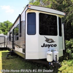 New 2019 Jayco Bungalow 40BHTS Front Kitchen Two-Bedroom Triple Slideout For Sale by White Horse RV Center (Williamstown) available in Williamstown, New Jersey