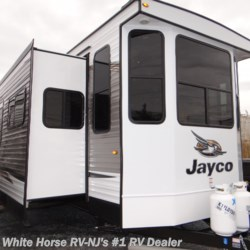 New 2019 Jayco Bungalow 40LOFT Front Living Room Triple Slideout w/Loft For Sale by White Horse RV Center (Williamstown) available in Williamstown, New Jersey