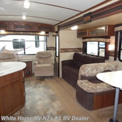 White Horse RV Center (Williamstown) 2014 White Hawk 27DSRL Summit Edition Rear Living Slide  Travel Trailer by Jayco | Williamstown, New Jersey