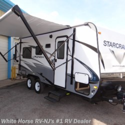 Used 2018 Starcraft Launch Outfitter 19BHS 2-BdRM Front Bunks, Rear Queen Bed Slide For Sale by White Horse RV Center (Williamstown) available in Williamstown, New Jersey