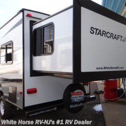 White Horse RV Center (Williamstown) 2018 Launch Outfitter 19BHS 2-BdRM Front Bunks, Rear Queen Bed Slide  Travel Trailer by Starcraft | Williamstown, New Jersey