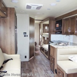 White Horse RV Center (Williamstown) 2019 Redhawk 31F Rear Queen Full-Wall Slideout w/Bunks  Class C by Jayco | Williamstown, New Jersey
