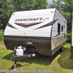 New 2020 Starcraft Autumn Ridge Outfitter 182RB Front Queen, Rear Bathroom For Sale by White Horse RV Center (Williamstown) available in Williamstown, New Jersey