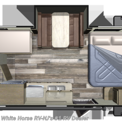 2020 Starcraft Autumn Ridge Outfitter 180BHS Queen Bed & Bunks w/Booth Dinette Slide  - Travel Trailer New  in Williamstown NJ For Sale by White Horse RV Center (Williamstown) call 877-297-2166 today for more info.