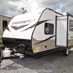 New 2020 Starcraft Autumn Ridge Outfitter 180BHS Queen Bed & Bunks w/Booth Dinette Slide For Sale by White Horse RV Center (Williamstown) available in Williamstown, New Jersey