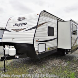 New 2020 Jayco Jay Flight SLX 242BHS Rear Bath U-Dinette Slide For Sale by White Horse RV Center (Williamstown) available in Williamstown, New Jersey