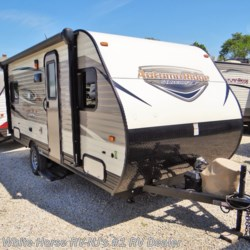 Used 2017 Starcraft Autumn Ridge Mini 17RD Front Bed, Rear Dinette For Sale by White Horse RV Center (Williamstown) available in Williamstown, New Jersey