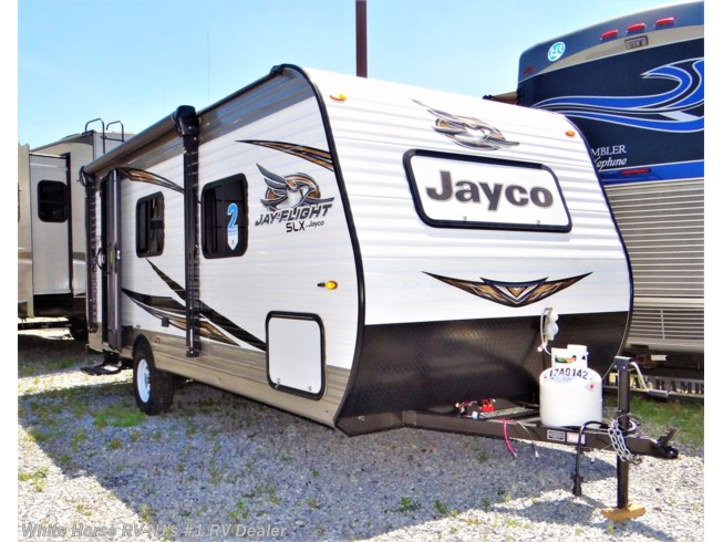 New 2020 Jayco Jay Flight SLX 195RB Front Queen w/Rear Bath available in Williamstown, New Jersey