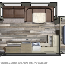 2020 Starcraft Autumn Ridge Outfitter 282BH Two Bedroom Slideout w/Outside Kitchen  - Travel Trailer New  in Williamstown NJ For Sale by White Horse RV Center (Williamstown) call 877-297-2166 today for more info.