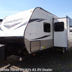 New 2020 Starcraft Autumn Ridge Outfitter 282BH Two Bedroom Slideout w/Outside Kitchen For Sale by White Horse RV Center (Williamstown) available in Williamstown, New Jersey