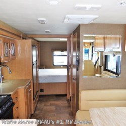 2015 Thor Motor Coach Hurricane 27K Slide, King Size Bed  - Class A Used  in Williamstown NJ For Sale by White Horse RV Center (Williamstown) call 877-297-2166 today for more info.