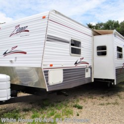 Used 2007 CrossRoads Zinger 32SB 2-BdRM Double Slide For Sale by White Horse RV Center (Williamstown) available in Williamstown, New Jersey