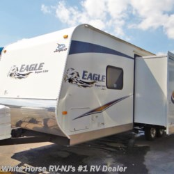 Used 2011 Jayco Eagle Super Lite 256RKS Rear Kitchen Slide For Sale by White Horse RV Center (Williamstown) available in Williamstown, New Jersey