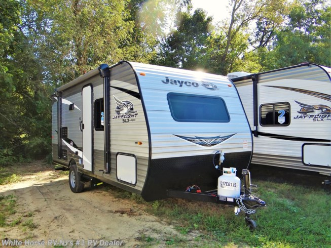 New 2020 Jayco Jay Flight SLX 183RB Rear Bath Dinette Slideout available in Williamstown, New Jersey