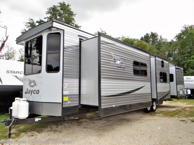 New 2020 Jayco Bungalow 40BHTS Front Kitchen Two-Bedroom Triple Slideout available in Williamstown, New Jersey