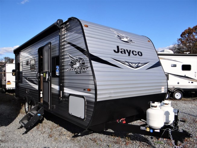 New 2020 Jayco Jay Flight SLX 212QB Front Is. Queen w/Sofa & Dinette available in Williamstown, New Jersey