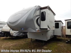 2011 Heartland  Greystone GS29MK Triple Slide Rear Living